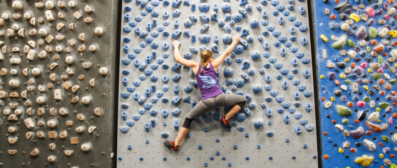 Climber on system board