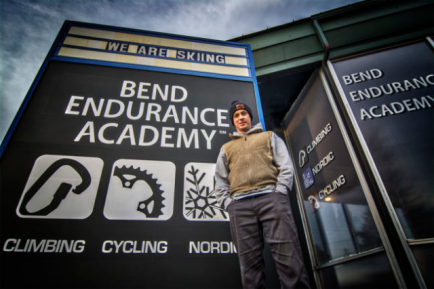 Coach Mike Rougeux of Bend Endurance Academy